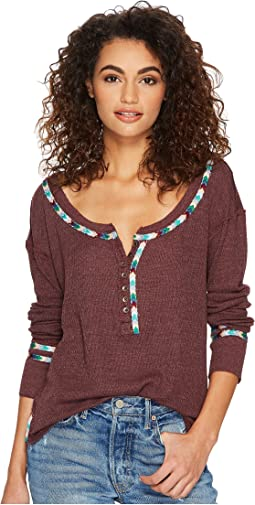 Free People - Rainbow Thermal