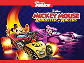 Mickey and the Roadster Racers Volume 4