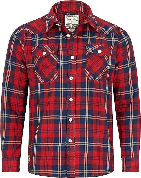 Goodyear New York Slim Fit - Camisa para Hombre, Color ...