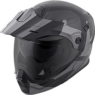 4fca1c19 Scorpion EXO-AT950 Neocon Helmet Light Silver (Silver, XX-Large)
