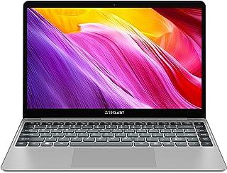 TECLAST F7Plusノートパソコン、14.1 インチ、ノート PC、8GB メモリー 256GB SSD、FHDスクリ1920*1080 ーン、インテル Celeron N4100プロセッサー、Windows10、2.5Dボーダー バッ...