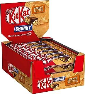 Nestle Kitkat Chunky Peanut Butter , 42g (Pack of 3)