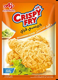CRISPY FRY Seasoning Flour, 250 g V1000