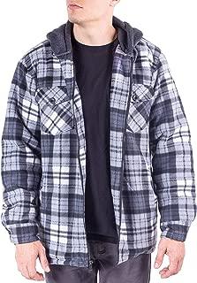 Best big mens flannel jackets Reviews