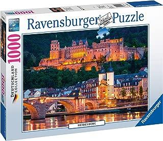 Ravensburger Evening in Heidelberg Jigsaw Puzzle (1000 Piece)