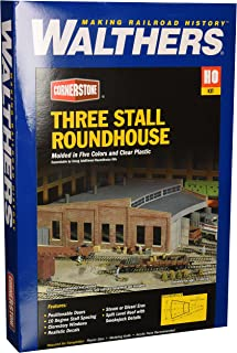 Walthers Cornerstone Series Kit HO Scale Roundhouse