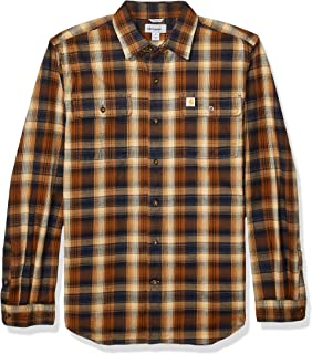 Best carhartt men's hubbard plaid shirt Reviews
