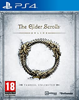 Third Party - The Elder Scrolls Online : Tamriel Unlimited Occasion [ PS4 ] - 0093155149403