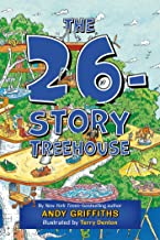The 26-Story Treehouse: Pirate Problems! (The Treehouse Books)