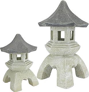 Amazon Com Pagodas Outdoor Statues Garden Sculptures