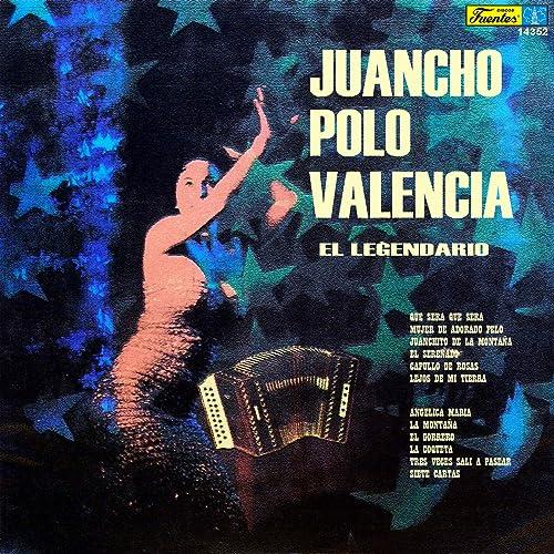 El Legendario de Juancho Polo Valencia Y Su Conjunto en Amazon ...