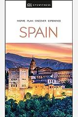 DK Eyewitness Spain (Travel Guide) Kindle Edition