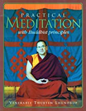 Practical Meditation with Buddhist Principles