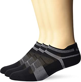ASICS Quick Lyte Cushion Single Tab Running Socks (3 Pack)