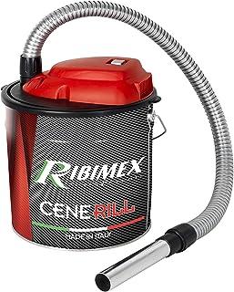 comprar comparacion Ribimex PRCEN001, Cenerill Aspiradoras de cenizas 1000 W, 18 L con doble filtro y lanza plana