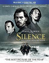Silence [Blu-ray] (Bilingual)