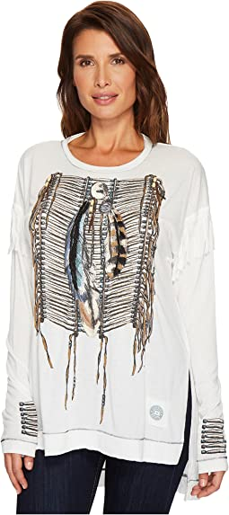 Double D Ranchwear - The Warrior Top
