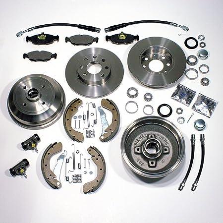 Bremsscheiben Bremsen Set Vorne Und Bremstrommel Set Für Hinten Auto