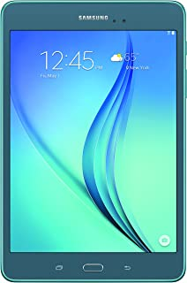 "Samsung Galaxy Tab A 8""; 16 GB Wifi Tablet (Smoky Blue) SM-T350NZBAXAR"
