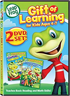 Leapfrog: Gift Of Learning for Kids Ages 4-7 - Double Feature