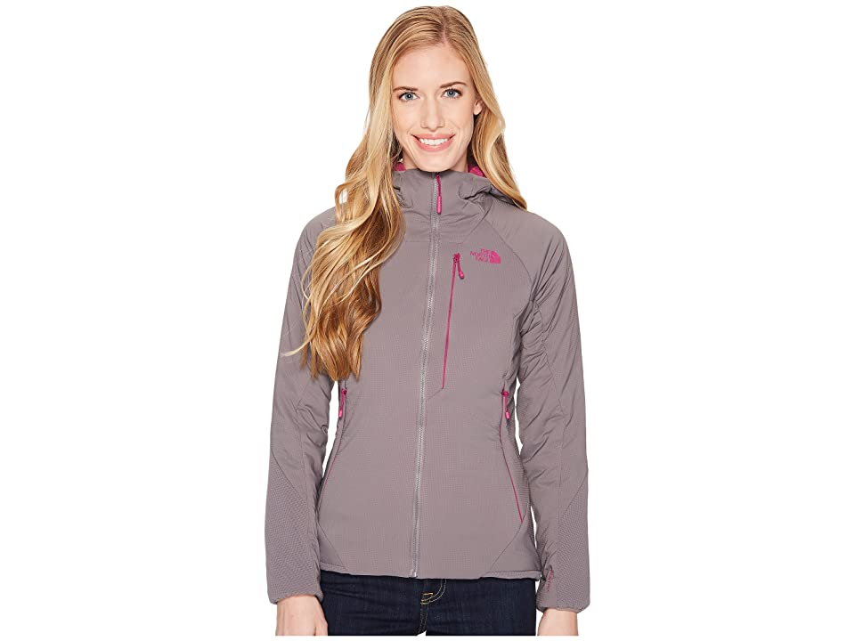 The North Face Ventrix Hoodie (Medieval Grey/Wild Aster Purple) Women