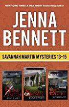 Savannah Martin Mysteries Box Set 13-15: Scared Money, Bad Debt, Home Stretch (Savannah Martin Mysteries Boxset Book 5)