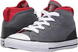 Converse Kids Chuck Taylor All Star Syde Street Mid (Little Kid)