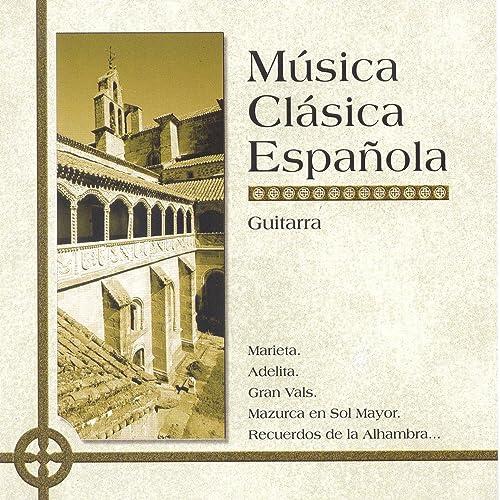 Música Clásica Española: Guitarra de Various artists en Amazon Music - Amazon.es