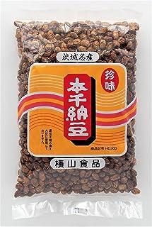 茨城名産 珍味 本干納豆(黒)200g入