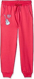 Amazon Brand - Jam & Honey Girl's Harem Regular Fit Trousers