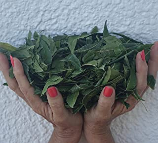 Organic Neem Leaves | Whole Fresh Wild Harvested Shade Dried Premium | 5 Oz for Tea, Boost Immune System Bathing Skin Irritations! Natural Detox USA