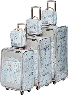 Sonada Luggage Trolley Bags Set 3 pcs  976467-pink