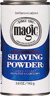 SoftSheen-Carson Magic Regular Strength Shaving Powder, 5 Oz