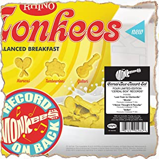 Best cereal box records Reviews