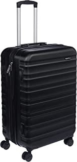 hard case luggage no zipper