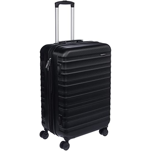 3810e9db6 AmazonBasics Hardside Spinner Luggage - 24-Inch