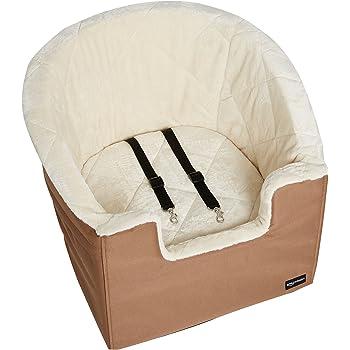 AmazonBasics Pet Car Booster Bucket Seat - 18 x 18 x 16 Inches