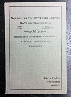 Norwegian Tourist Trade in Silver | HANDwork OLDNorse STyle through fifty years
