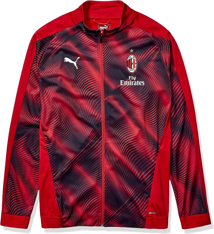 Free shipping PUMA Men's A.c.Milan ACM Jacket quality assurance Stadium