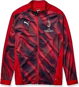 PUMA Men's Standard A.c. Milan ACM Stadium Jacket