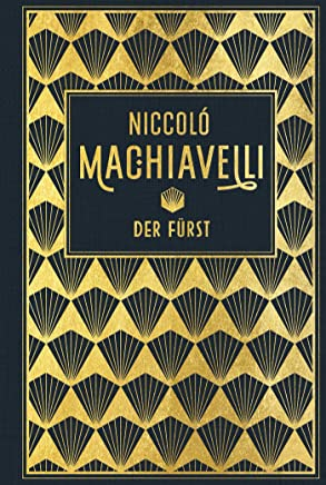 Der Fürst Leinen it Goldprägung by Niccolò Machiavelli