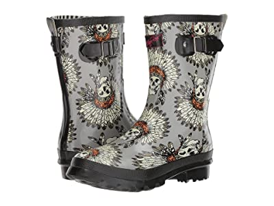M&F Western Remi (Grey/Black) Women