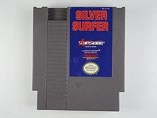 silver surfer nes