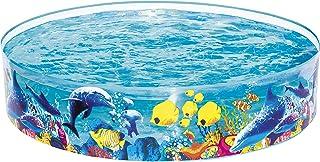Bestway 55030 - Piscina Infantil Fill N' Fun 183 cm Animales Marinos