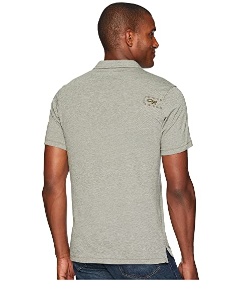 Outdoor Research Cooper S/S Polo Cheap Sale Excellent Authentic Pick A Best For Sale Outlet Brand New Unisex FR218FG