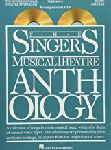 The Singer's Musical Theatre Anthology: Duets, Volume 4: Set of Accompaniment CDs