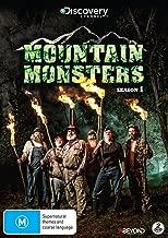 Mountain Monsters - Season 1 - [DVD] (Region 4. Non US format)