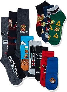 Nintendo Classic Adult's 12 Days Of Socks Advent Box