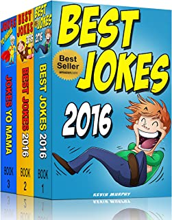JOKES : Best Jokes 2016 Bundle (Jokes, Jokes Free, Jokes for Kids, Jokes for Kids Free, Best Jokes, Yo Mama Jokes, Yo Mama Jokes Free for Kindle)