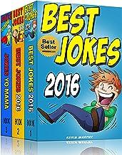 JOKES : Best Jokes 2016 Bundle (Jokes, Jokes Free, Jokes for Kids, Jokes for Kids Free, Best Jokes, Yo Mama Jokes, Yo Mama Jokes Free for Kindle) (English Edition)